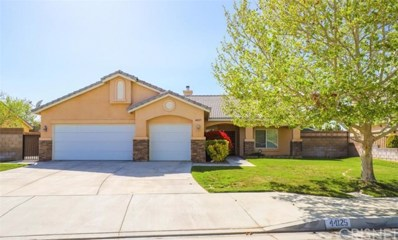44125 22nd Street W, Lancaster, CA 93536 - MLS#: SR18085112