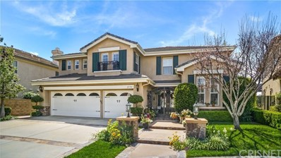 25741 Wallace Place, Stevenson Ranch, CA 91381 - MLS#: SR18085508