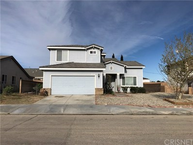 44053 37th Street W, Lancaster, CA 93536 - MLS#: SR18085546