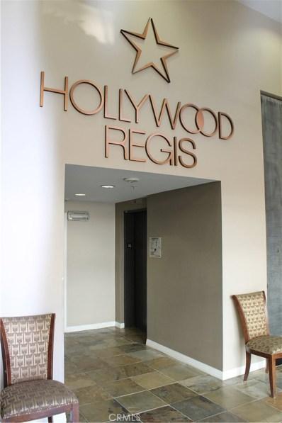 7320 Hawthorn Avenue UNIT 110, Los Angeles, CA 90046 - MLS#: SR18086390