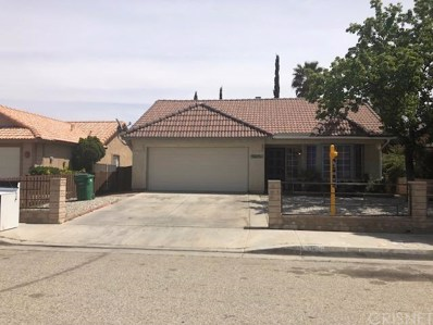 36830 Burroughs Way, Palmdale, CA 93552 - MLS#: SR18086966