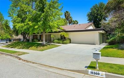18360 Lake Encino Drive, Encino, CA 91316 - MLS#: SR18087144
