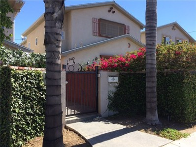 1413 Glenoaks Boulevard, San Fernando, CA 91340 - MLS#: SR18088826
