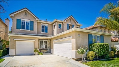 26316 Peacock Place, Stevenson Ranch, CA 91381 - MLS#: SR18088889