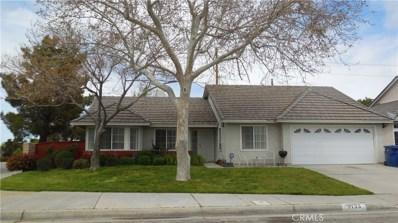 2755 Sandstone Court, Palmdale, CA 93551 - MLS#: SR18089335