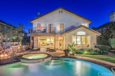 20209 Wynfreed Lane, Porter Ranch, CA 91326 - MLS#: SR18089939