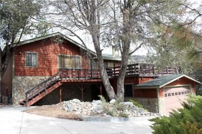 2105 Bernina Drive, Pine Mtn Club, CA 93222 - MLS#: SR18090797