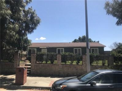 12058 Van Nuys Boulevard, Sylmar, CA 91342 - MLS#: SR18090926