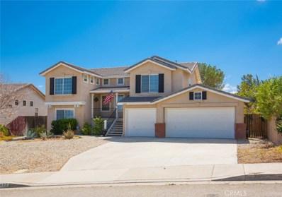 38438 Cougar, Palmdale, CA 93551 - MLS#: SR18091555