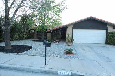 44621 Calston Avenue, Lancaster, CA 93535 - MLS#: SR18091659