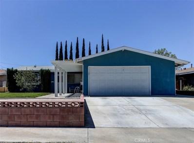 43819 12th Street W, Lancaster, CA 93534 - MLS#: SR18092004