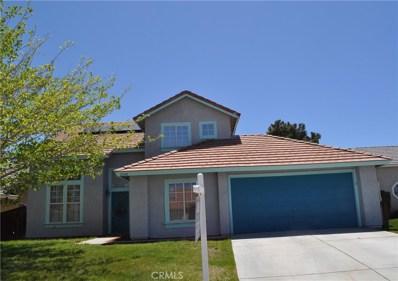 2548 Cold Creek Avenue, Rosamond, CA 93560 - MLS#: SR18092047