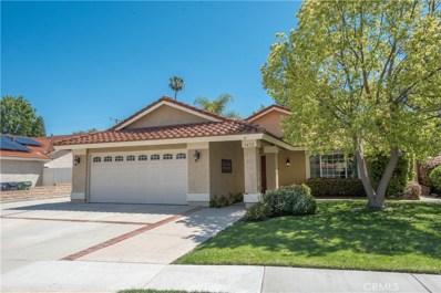 1472 Willowbrook Lane, Simi Valley, CA 93065 - MLS#: SR18093356