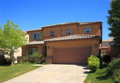 37514 Ruby Red Lane, Palmdale, CA 93551 - MLS#: SR18093709