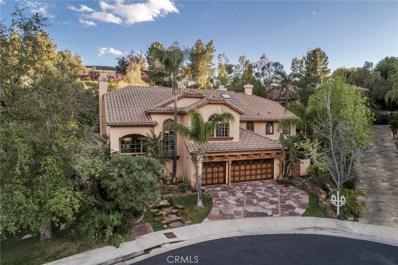 18038 Gauguin Lane, Granada Hills, CA 91344 - MLS#: SR18094011