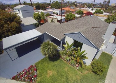 5711 W 18th Street, Los Angeles, CA 90019 - MLS#: SR18094336