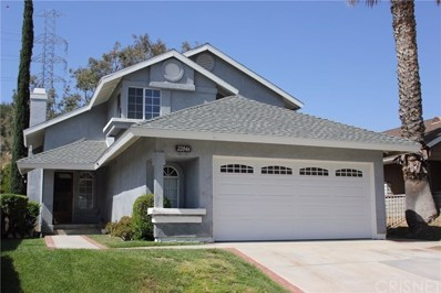 22846 White Pine Place, Saugus, CA 91390 - MLS#: SR18094846