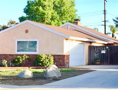 16536 Mayall Street, Granada Hills, CA 91343 - MLS#: SR18095285