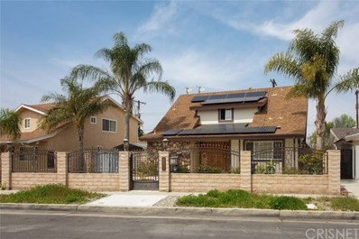 13001 Lull Street, North Hollywood, CA 91605 - MLS#: SR18095324
