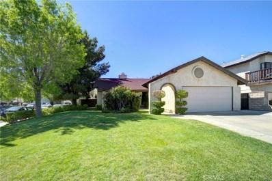 2508 Desert Oak Drive, Palmdale, CA 93550 - MLS#: SR18095439