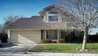 2519 E Avenue R13, Palmdale, CA 93550 - MLS#: SR18096349