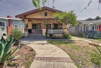 512 N Hobart Boulevard, Los Angeles, CA 90004 - MLS#: SR18096437