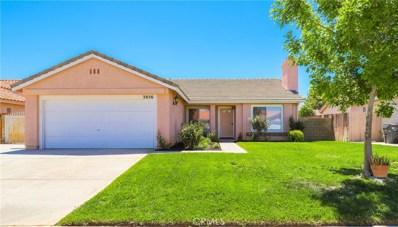3056 Marbella Lane, Palmdale, CA 93550 - MLS#: SR18097327