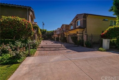 14526 Weddington Street UNIT 103, Sherman Oaks, CA 91411 - MLS#: SR18097343