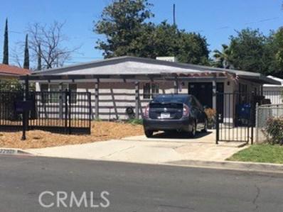 22031 Leadwell Street, Canoga Park, CA 91303 - MLS#: SR18097589