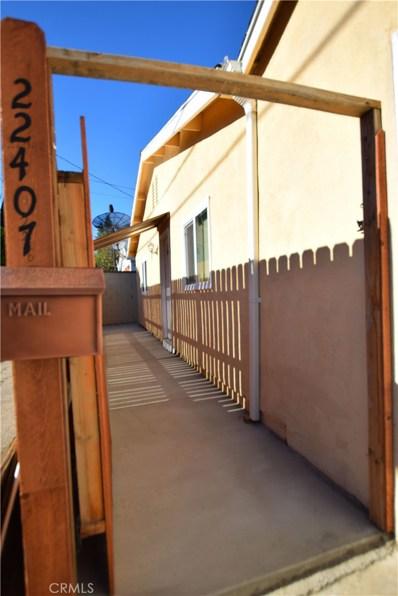 22407 Schoolcraft, West Hills, CA 91307 - MLS#: SR18097675