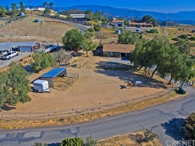 32710 Wagon Wheel Road, Agua Dulce, CA 91390 - MLS#: SR18098956