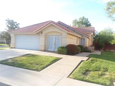 1829 Mesa Drive, Lancaster, CA 93535 - MLS#: SR18099038