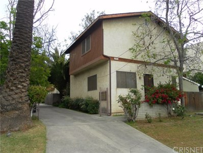 746 N Garfield Avenue UNIT 4, Pasadena, CA 91104 - MLS#: SR18099169