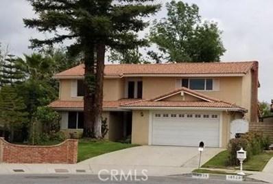 10524 Churchill Avenue, Chatsworth, CA 91311 - MLS#: SR18100025