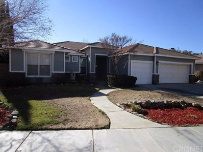 4722 Kindling Court, Lancaster, CA 93536 - MLS#: SR18100127