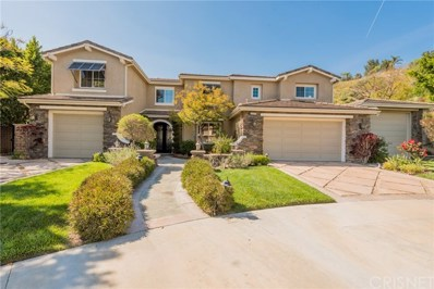 12225 Hondero Court, Granada Hills, CA 91344 - MLS#: SR18100512