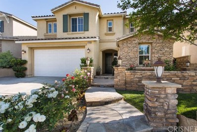 17402 Dove Willow Street, Canyon Country, CA 91387 - MLS#: SR18100573