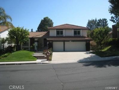 19134 Vista Grande Way, Northridge, CA 91326 - MLS#: SR18101046