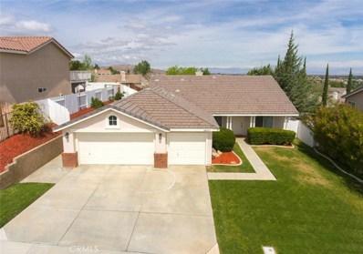 38437 Cougar, Palmdale, CA 93551 - MLS#: SR18101051