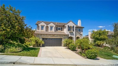 26727 Sandburn Place, Stevenson Ranch, CA 91381 - MLS#: SR18101227