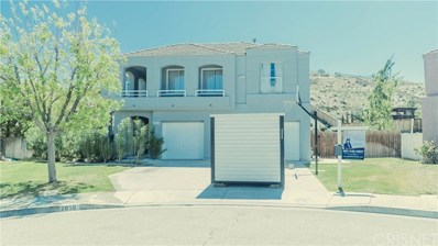 2818 Bay Ridge Court, Palmdale, CA 93551 - MLS#: SR18101231