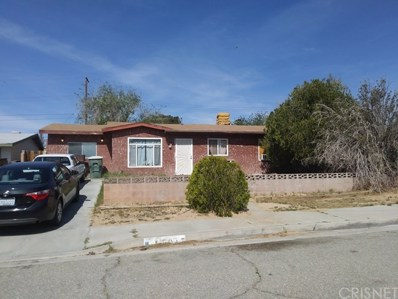15917 Lawrence Drive, Mojave, CA 93501 - MLS#: SR18101254