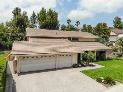 11841 Preston Trails Avenue, Porter Ranch, CA 91326 - MLS#: SR18101461