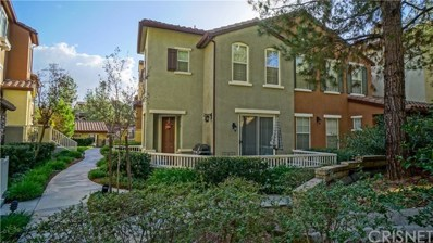 23455 Abbey Glen Place, Valencia, CA 91354 - MLS#: SR18101565