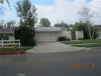 13412 Albers Street, Sherman Oaks, CA 91401 - MLS#: SR18102202