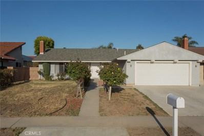 2638 Valencia Court, Simi Valley, CA 93063 - MLS#: SR18103200