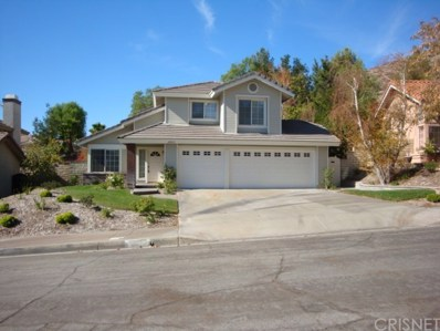 28025 Creston Court, Canyon Country, CA 91387 - MLS#: SR18103435