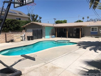 16410 Parthenia Street, North Hills, CA 91343 - MLS#: SR18104460
