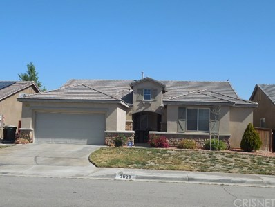 3023 Erica Avenue, Rosamond, CA 93560 - MLS#: SR18104986