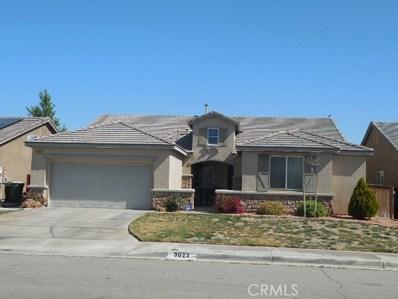 3023 Erica Avenue, Rosamond, CA 93560 - MLS#: SR18104986
